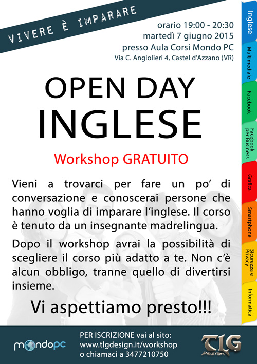 Inglese workshop